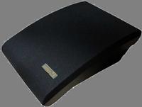 SWS-03 (b), настенный г/говоритель 3 Вт (черный)